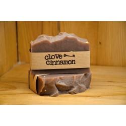 Mýdlo Clove and Cinnamon