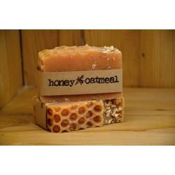 Mýdlo Honey and Oatmeal