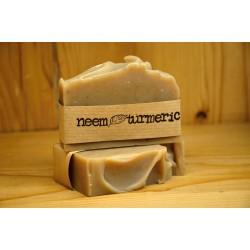 Mýdlo Neem and Turmeric
