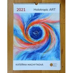 Kalendář 2021 - Kateřina...
